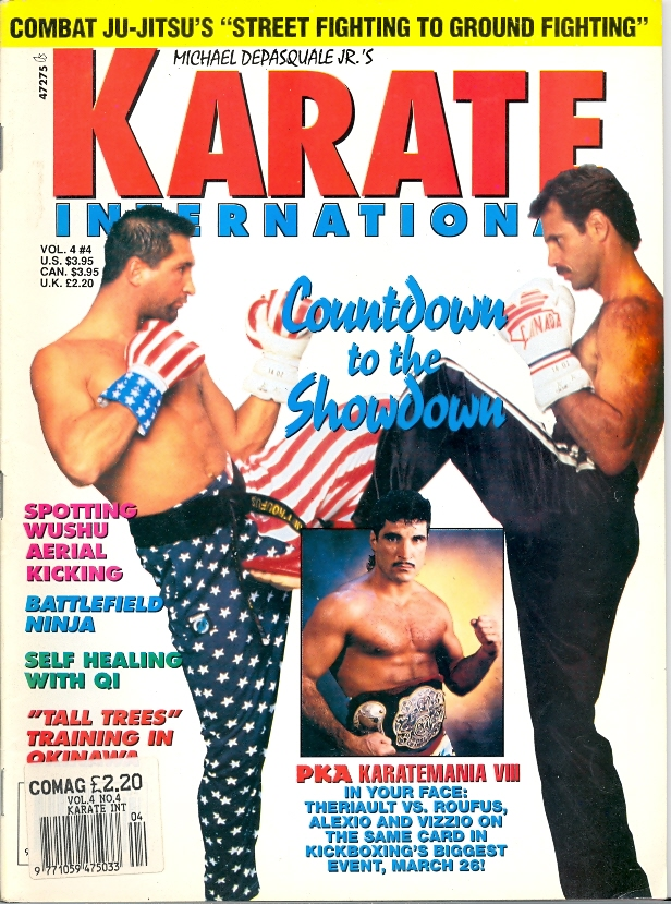 03/94 Karate International