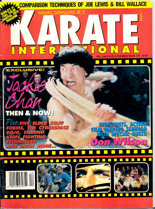 11/94 Karate International