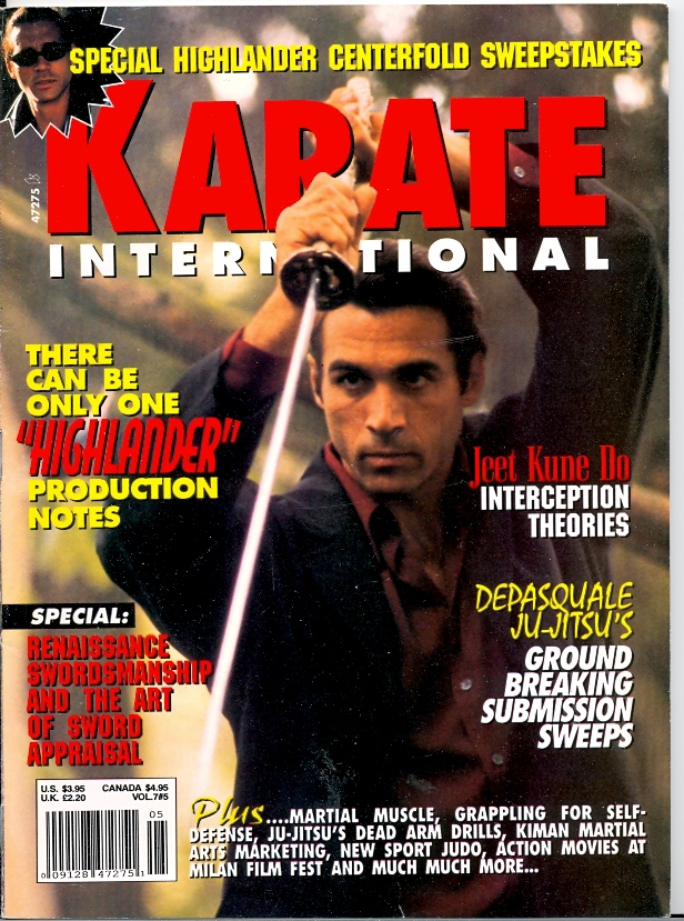 04/97 Karate International