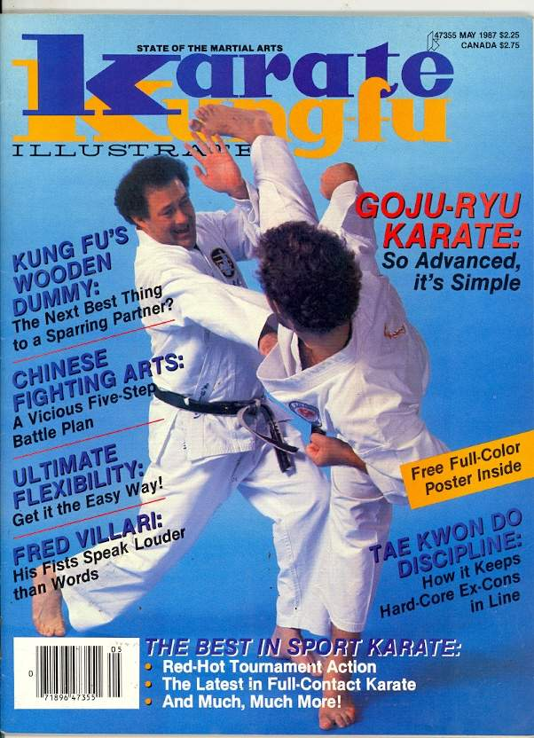 05/87 Karate Kung Fu Illustrated
