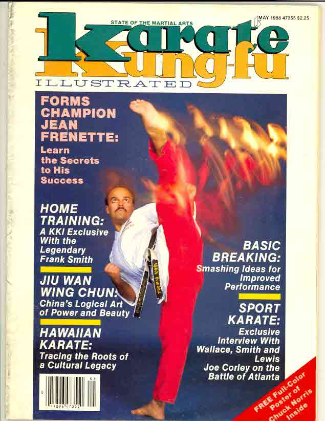 05/88 Karate Kung Fu Illustrated