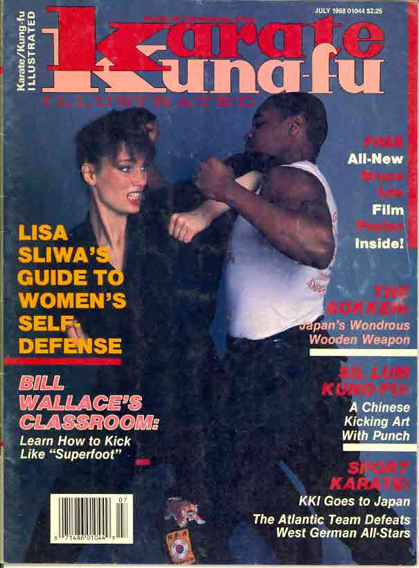 07/88 Karate Kung Fu Illustrated