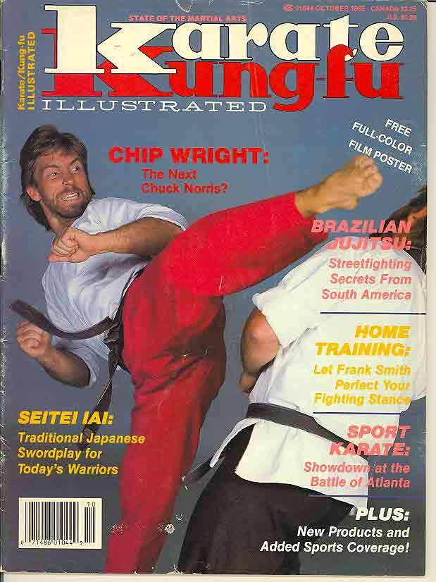 10/88 Karate Kung Fu Illustrated