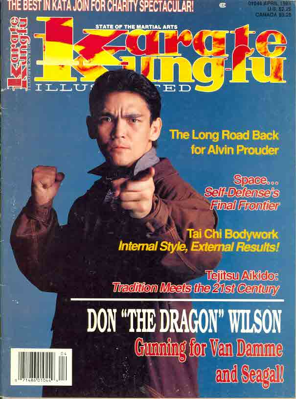 04/91 Karate Kung Fu Illustrated