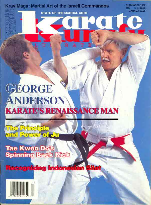 04/92 Karate Kung Fu Illustrated