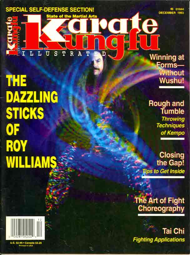 12/93 Karate Kung Fu Illustrated