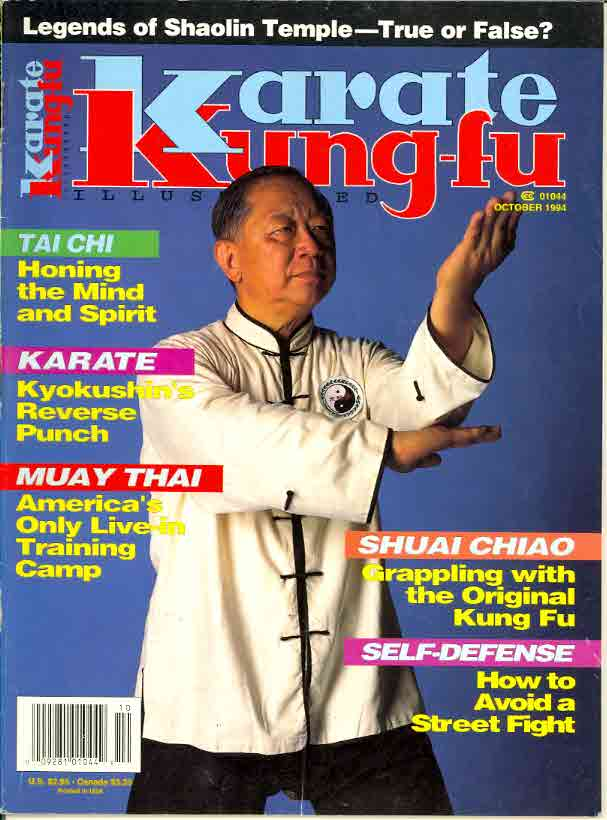 10/94 Karate Kung Fu Illustrated