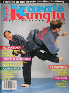 12/94 Karate Kung Fu Illustrated