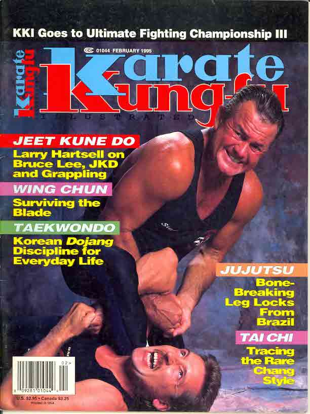 02/95 Karate Kung Fu Illustrated