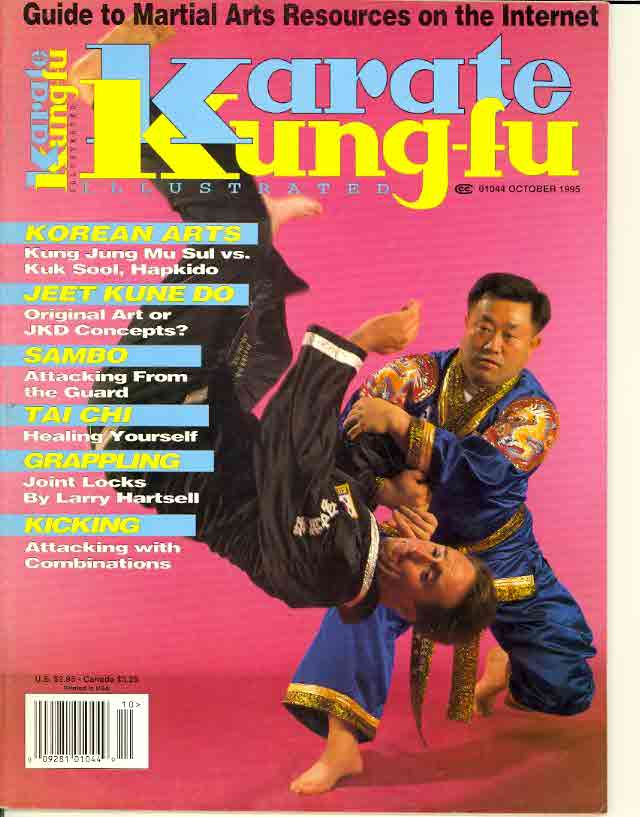 10/95 Karate Kung Fu Illustrated