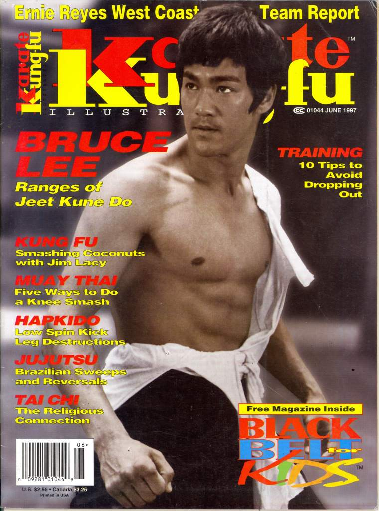 06/97 Karate Kung Fu Illustrated