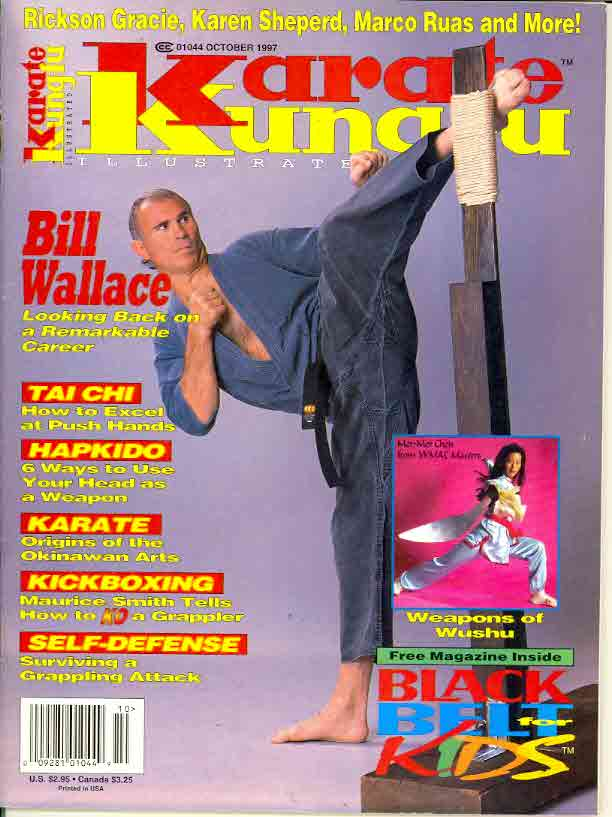 10/97 Karate Kung Fu Illustrated