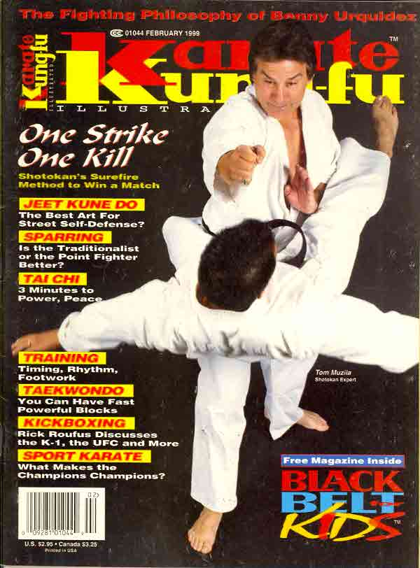 02/99 Karate Kung Fu Illustrated