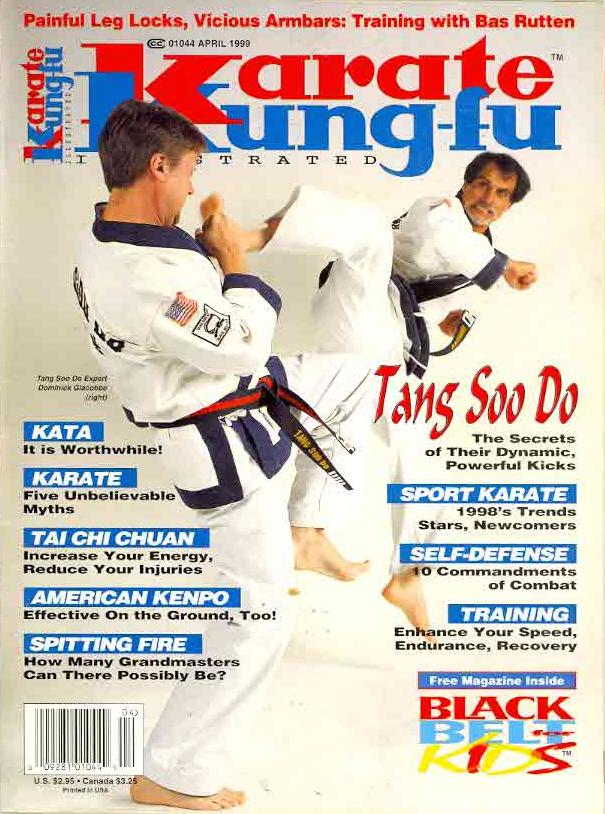 04/99 Karate Kung Fu Illustrated