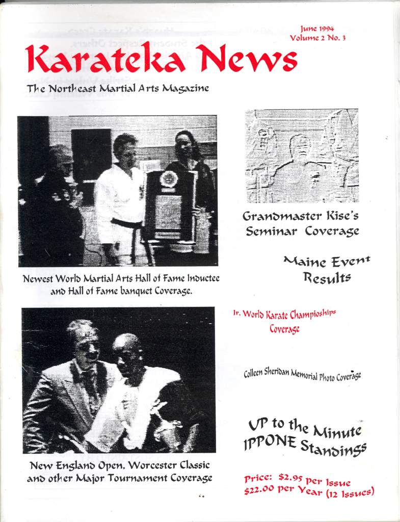 06/94 Karateka News
