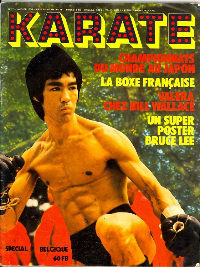 01/76 Karate (French)