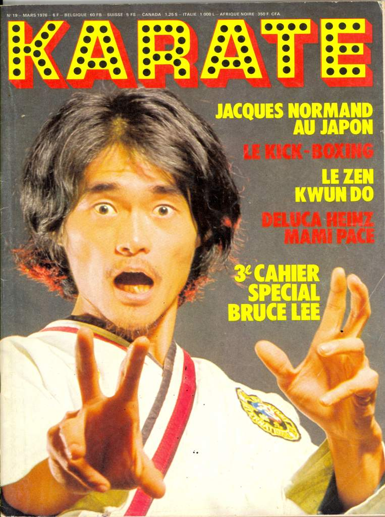 03/76 Karate (French)