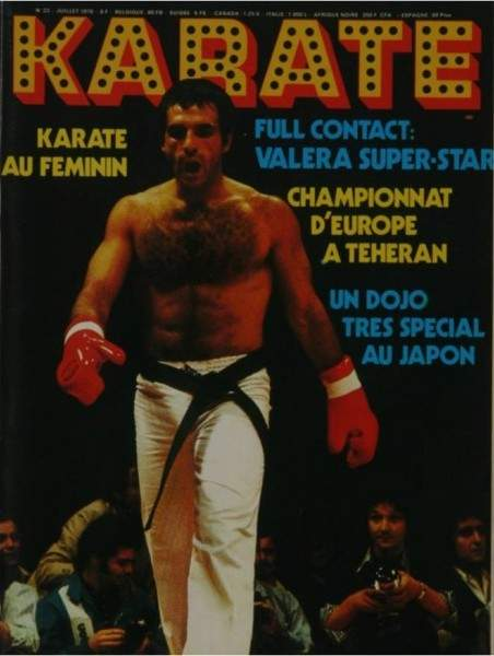 07/76 Karate (French)