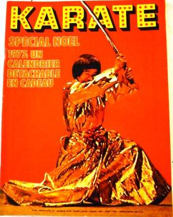 01/77 Karate (French)