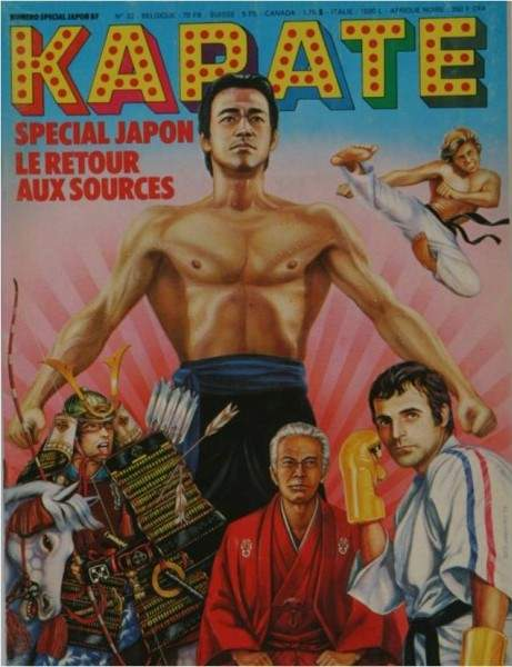 04/77 Karate (French)