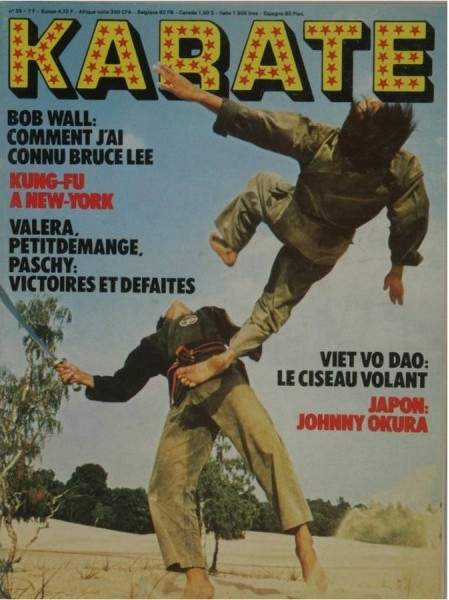 07/77 Karate (French)