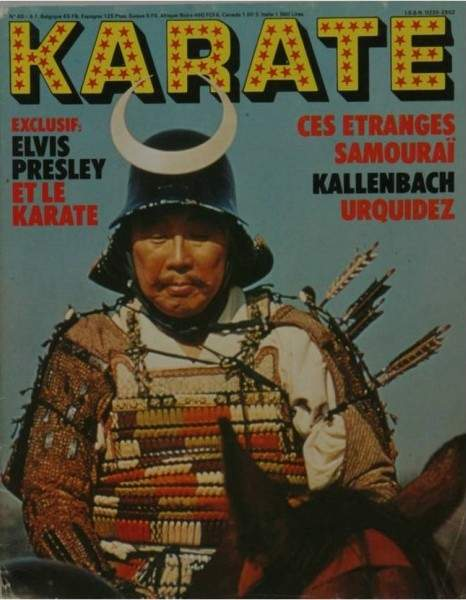02/78 Karate (French)