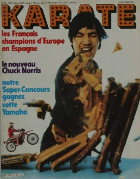 06/80 Karate (French)