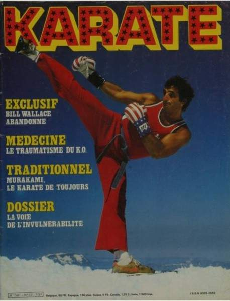 09/80 Karate (French)