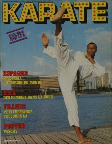 02/81 Karate (French)