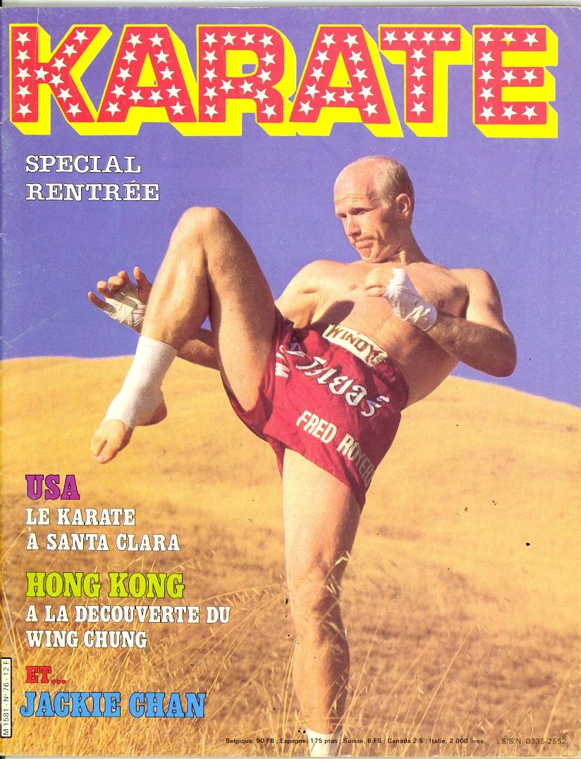 09/81 Karate (French)