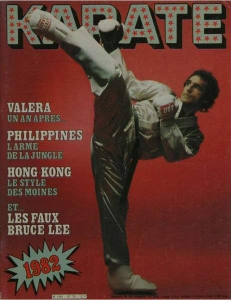 12/81 Karate (French)