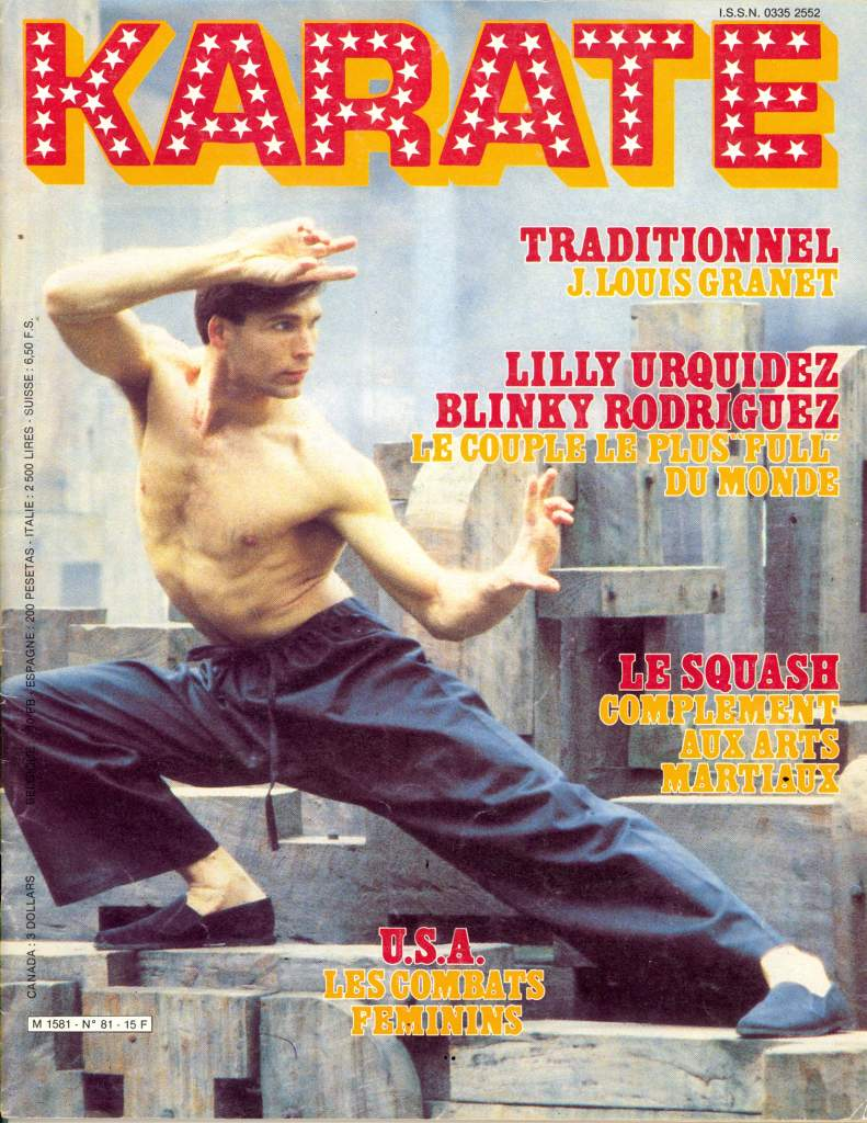 03/82 Karate (French)