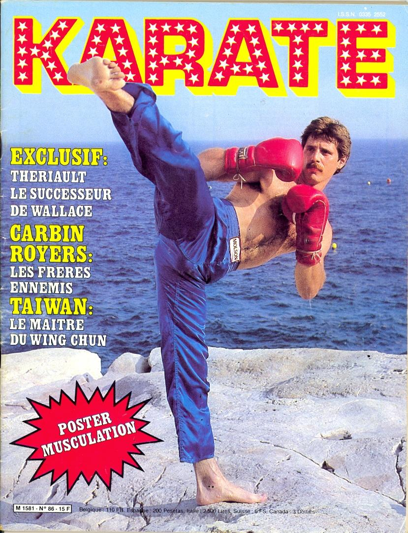 09/82 Karate (French)