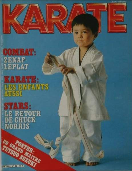 04/83 Karate (French)