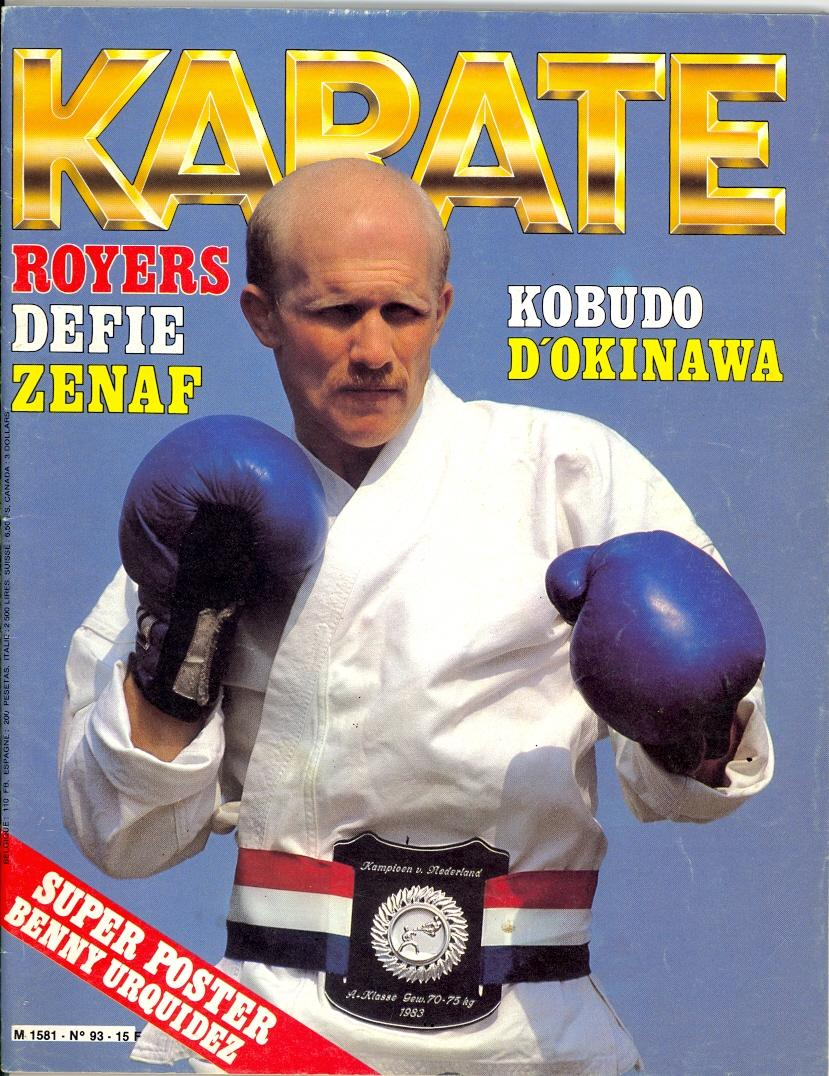 05/83 Karate (French)