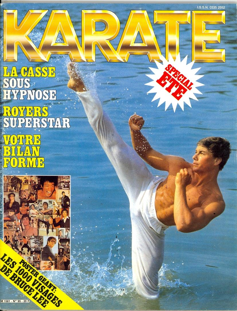 07/83 Karate (French)