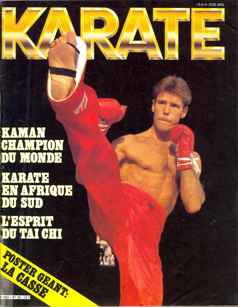 11/83 Karate (French)