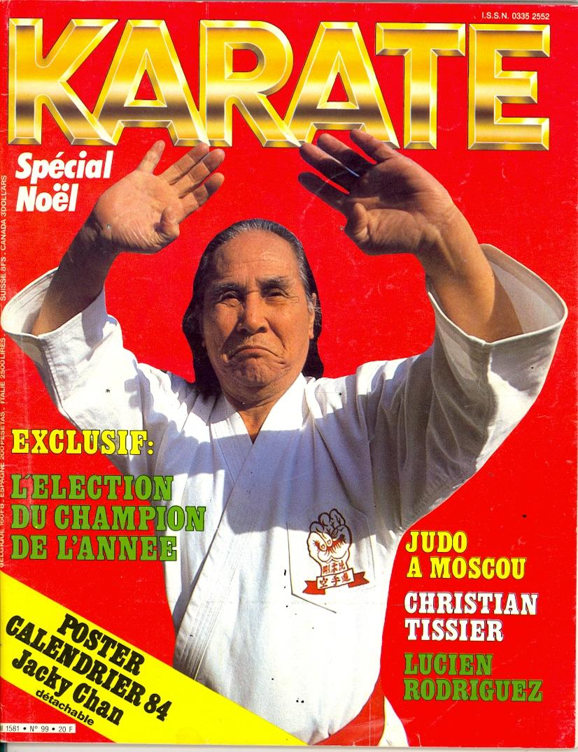12/83 Karate (French)