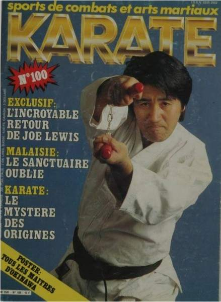 02/84 Karate (French)