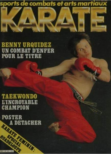 03/84 Karate (French)