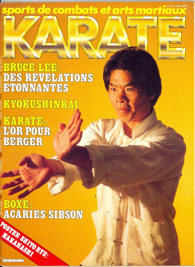 04/84 Karate (French)