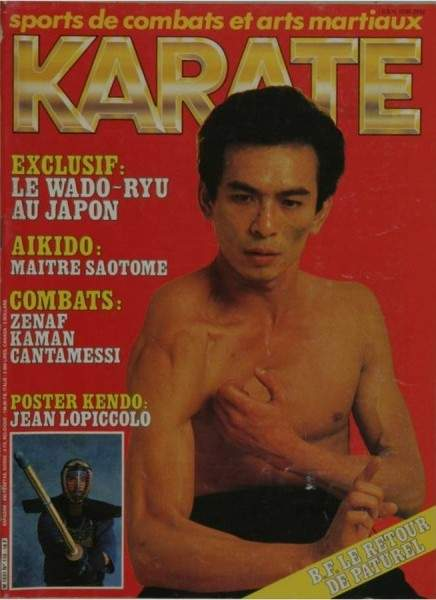 02/85 Karate (French)