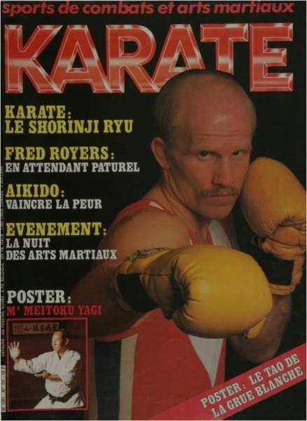 03/85 Karate (French)