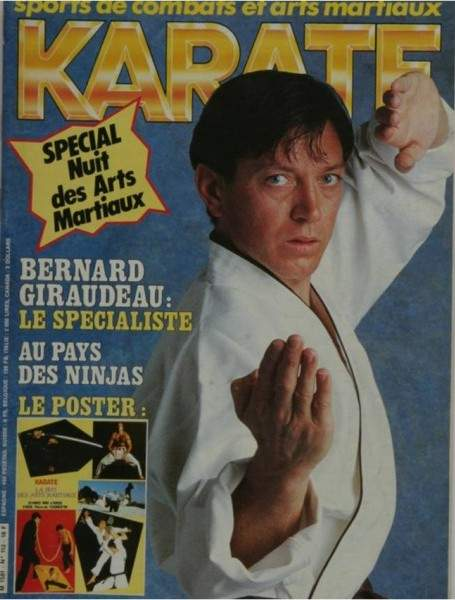 04/85 Karate (French)