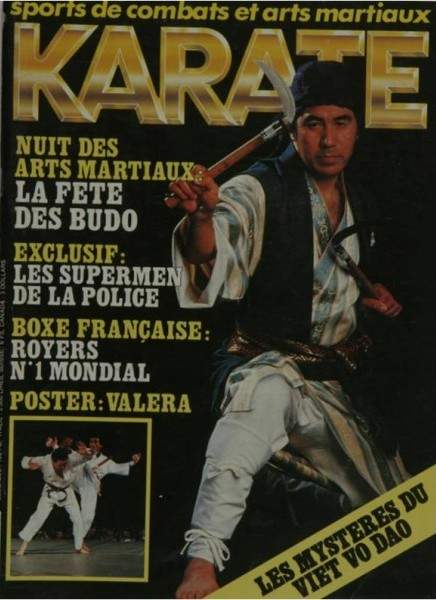 06/85 Karate (French)