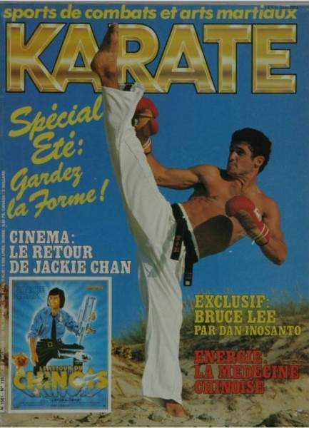 09/85 Karate (French)
