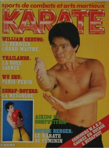 10/85 Karate (French)
