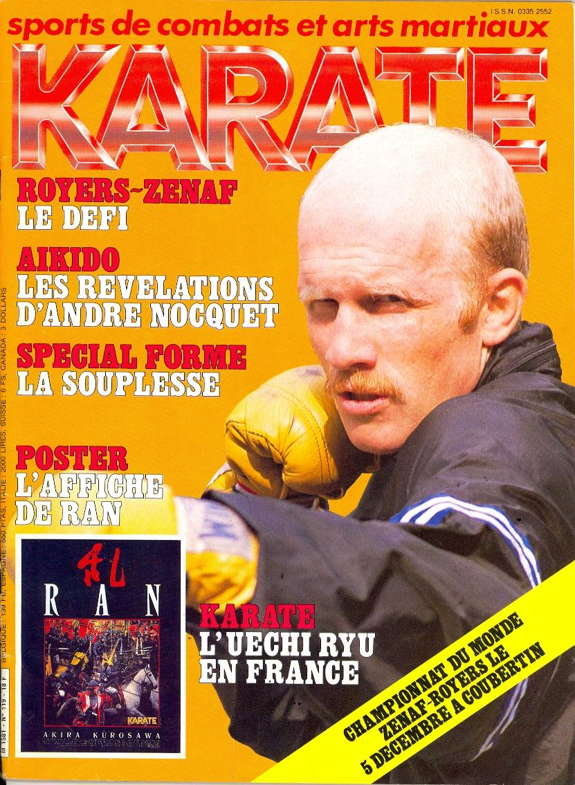 11/85 Karate (French)