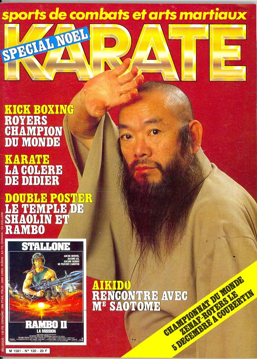 12/85 Karate (French)
