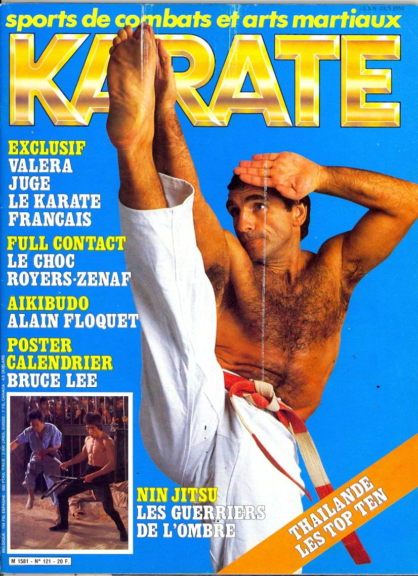 01/86 Karate (French)